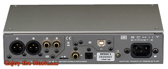 Schiit Audio Bifrost 2 DAC And Ragnarok 2 Nexus Integrated Amplifier Review