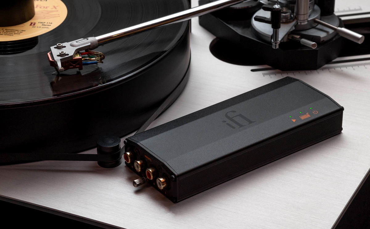 iPhono3 Black Label phono stage