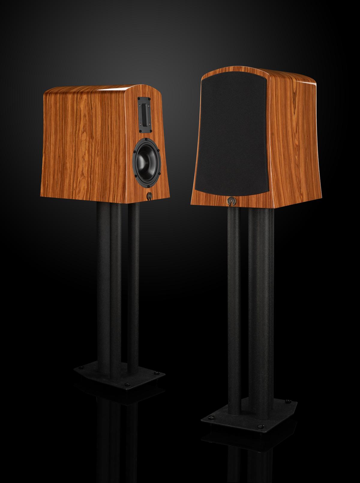 Alta Audio's Alyssa Speaker