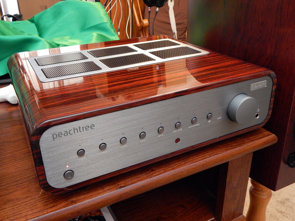 Peachtree Audio Nova 300
