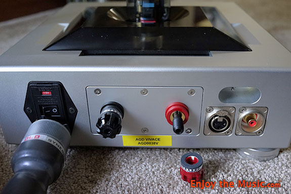 AGD Andante Preamplifier And Vivace Monoblocks Review