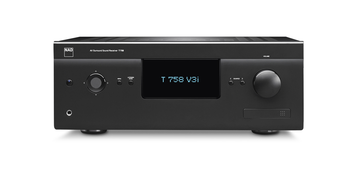 NAD T 758 V3i Surround Sound Receiver