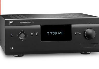 NAD T 758 V3i Surround Sound Receiver