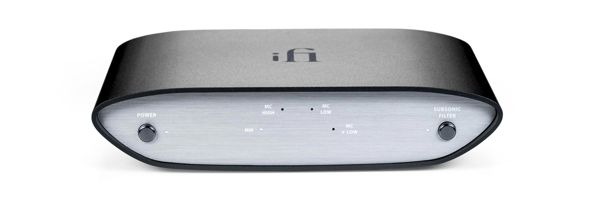 iFi ZEN Phono entry-level phono stage