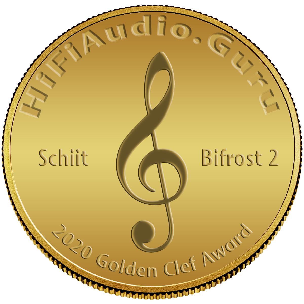Schiit  Bifrost 2  Multibit DAC