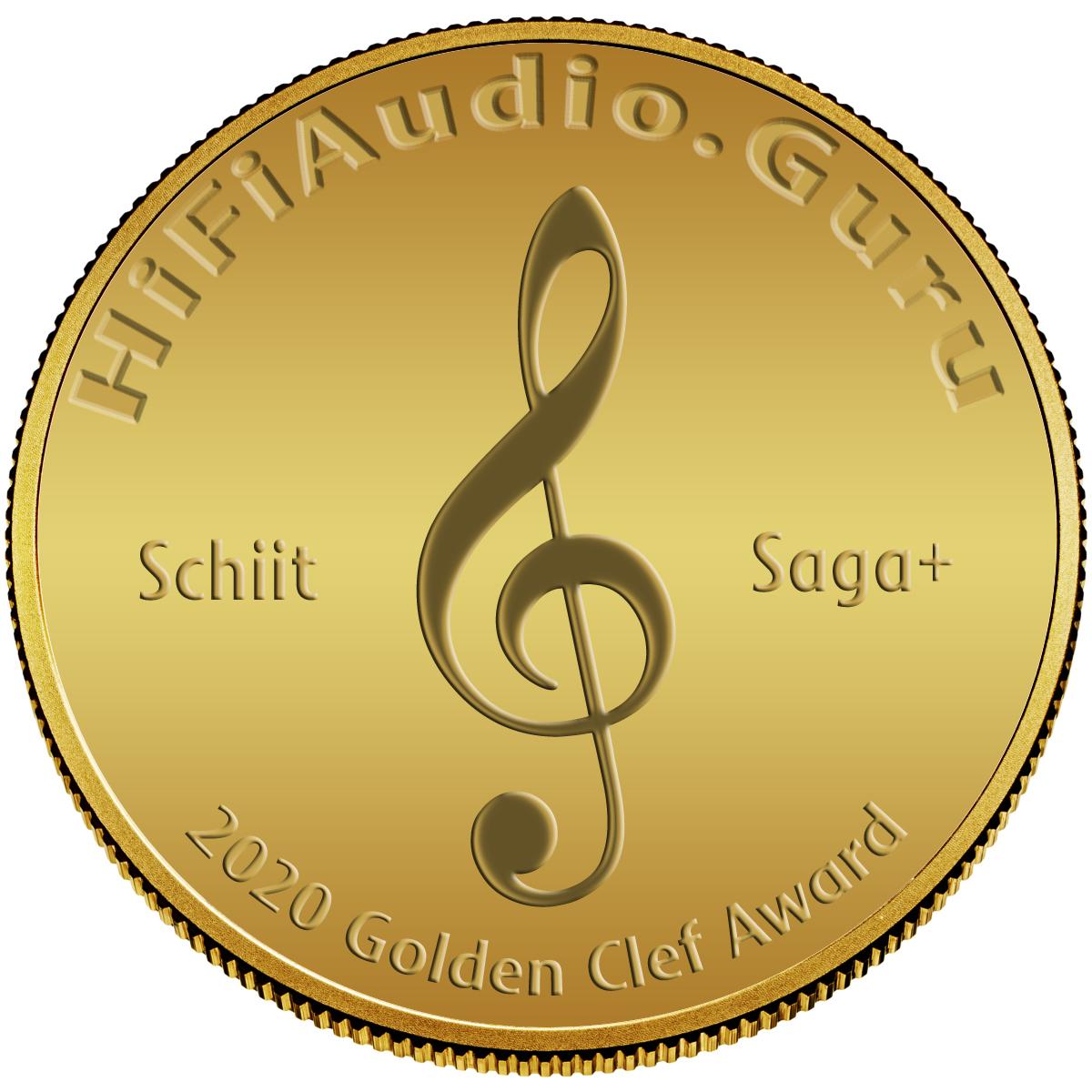 Schiit Saga+ Tube Hybrid Preamplifier