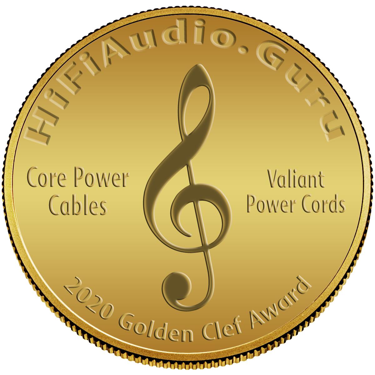 Core Power Cables Valiant Power Cords