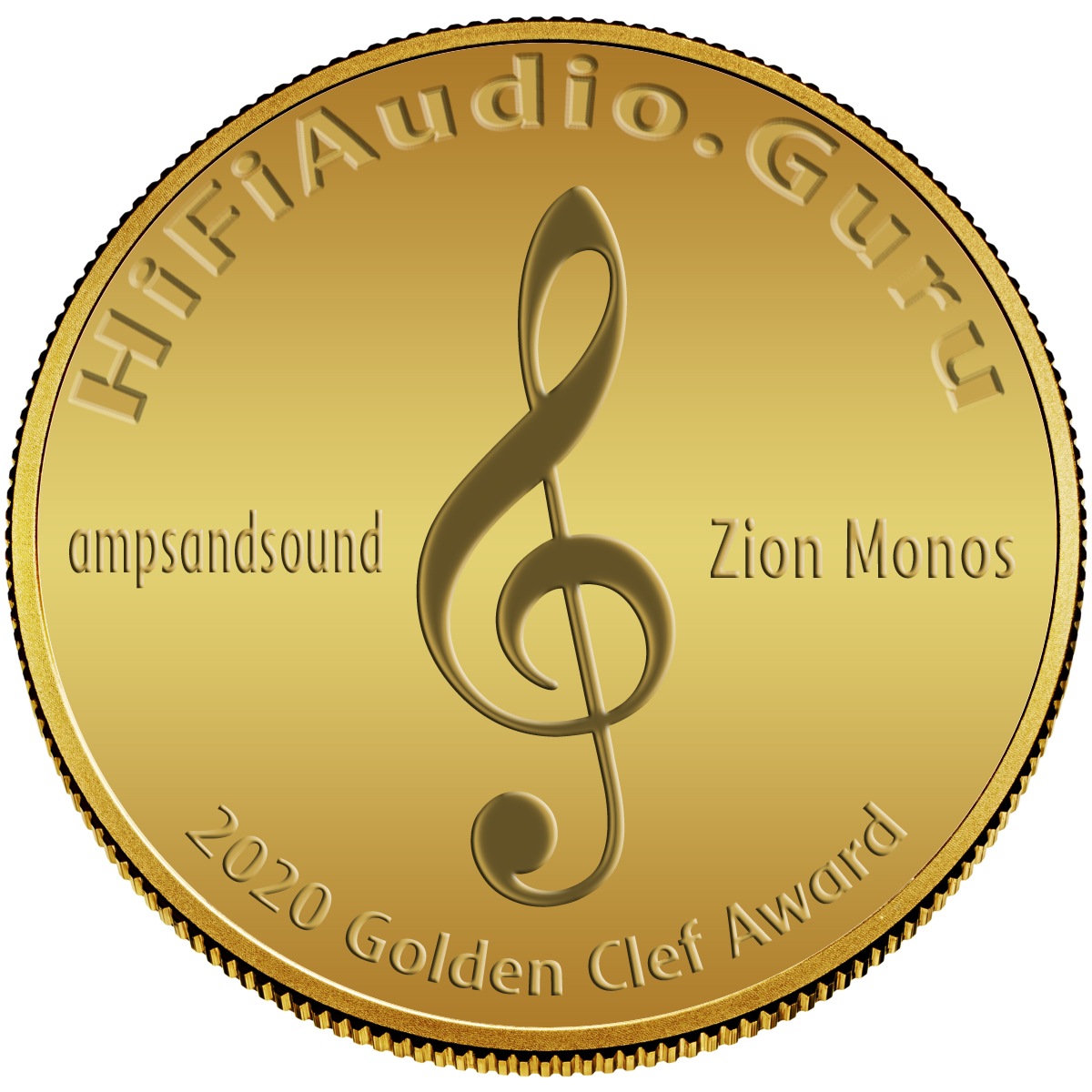 ampsandsound Zion Monos Editor's Choice Product of the Year
