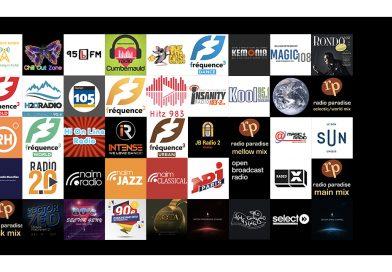 Naim Radio HD stations