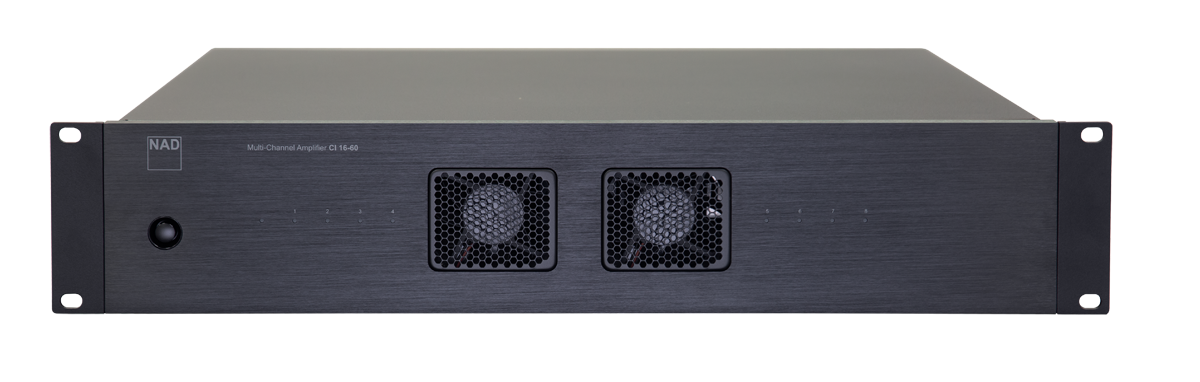 NAD CI 16-60 DSP 16-Channel Distribution Amplifier