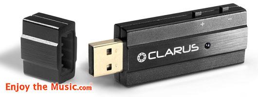 Clarus CODA USB DAC / HeadAmp Review