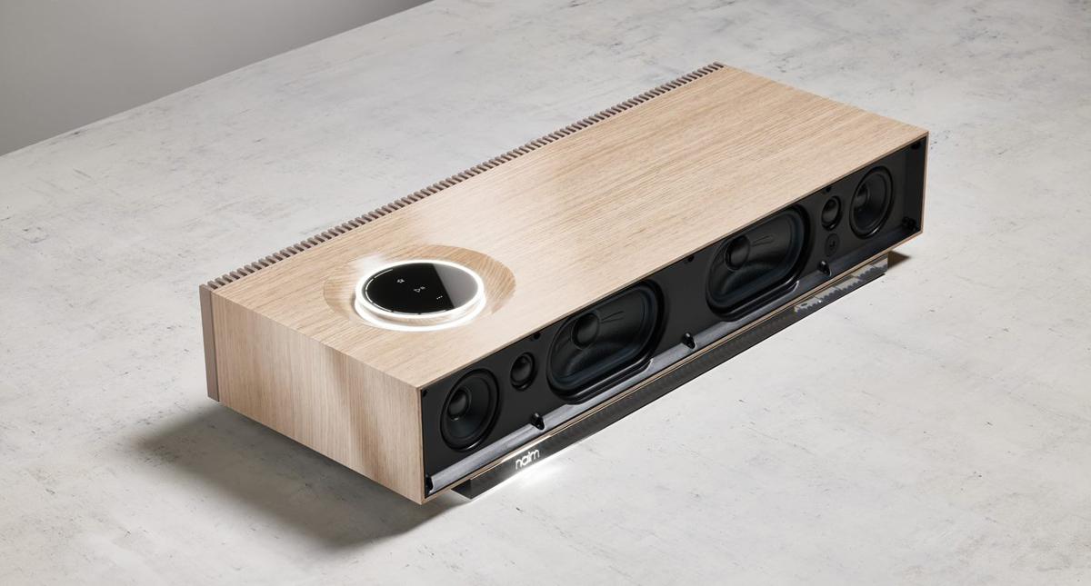 New Mu-so Wood Edition Speaker