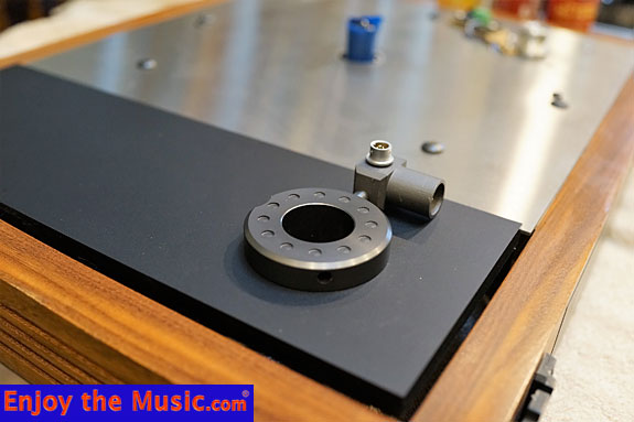 Charisma Audio Musiko Tonearm, Soundeck, And Audio Machina Accessories Review