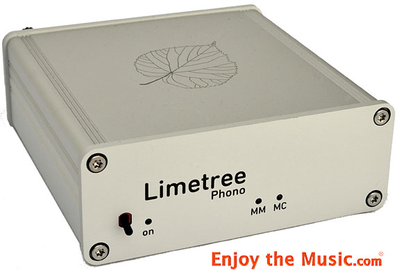 Lindemann Limetree Phono II Phono Stage Review