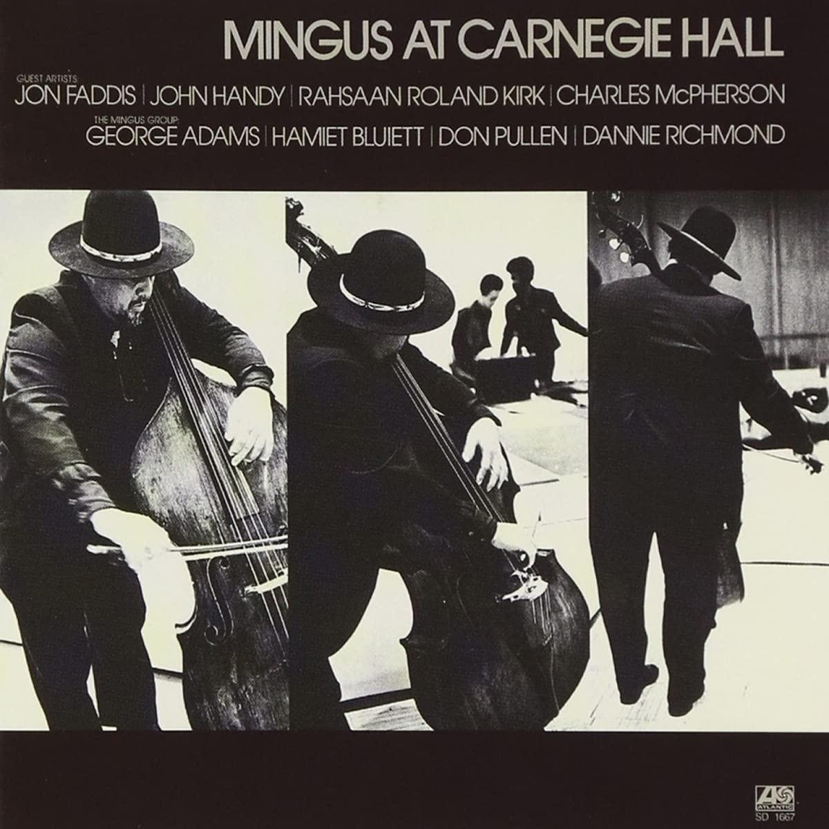 """""""Mingus At Carnegie Hall"""""""