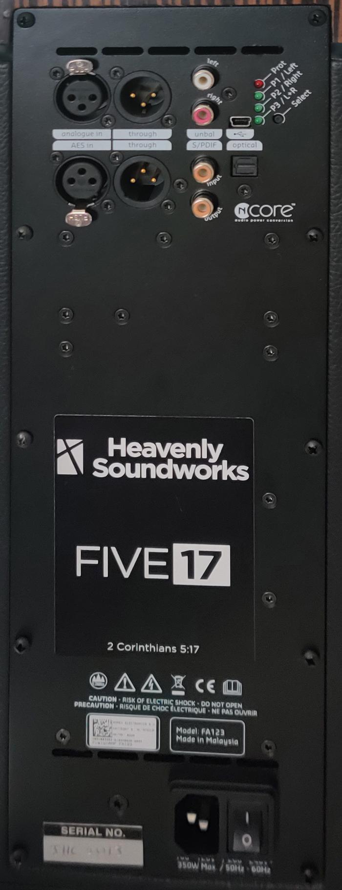Heavenly Soundworks