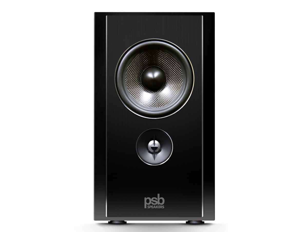 Synchrony B600 Front - Black with Feet