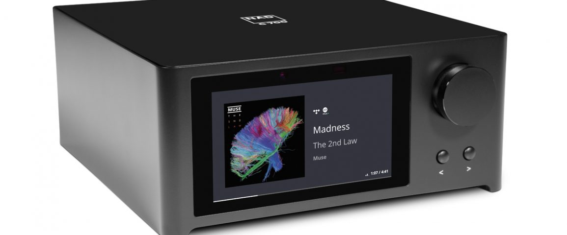 NAD Electronics C 700 BluOS Streaming Amplifier